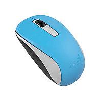 Беспроводная оптическая мышь Genius NX-7005, USB, 1200 dpi, Blue, G5, 31030127104