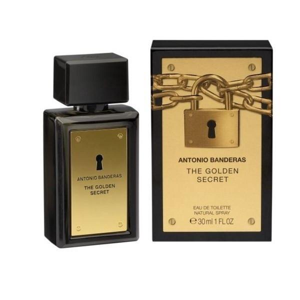 Antonio Banderas The Golden Secret 50 ml (edt)