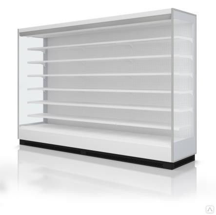 Холодильная витрина Tesey 375 торцевая