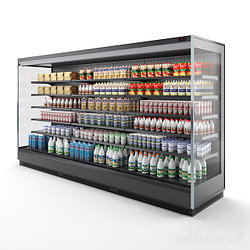 Холодильная витрина Tesey Portable 125