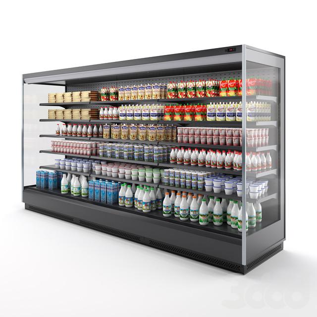 Холодильная витрина Tesey Portable 190