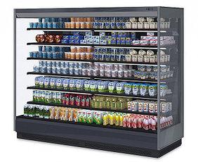Холодильные витрины Tesey Compact