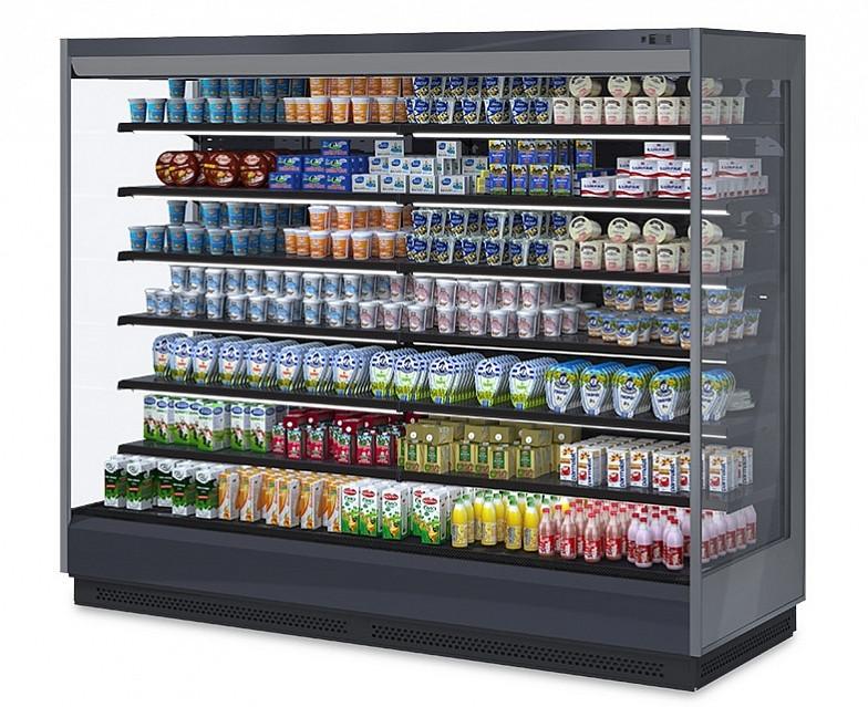 Холодильная витрина Tesey Compact торцевая