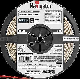 Лента СД NLS-5050CW60-14,4-IP20-12V R5 71 768 Navigator