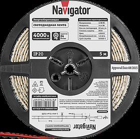 Лента СД NLS-5050W60-14.4-IP20-12V R5 71 424 Navigator