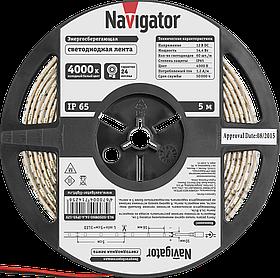 Лента СД NLS-5050W60-14.4-IP65-12V R5 71 425 Navigator