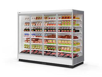 Холодильная витрина Tesey Compact Portable 250