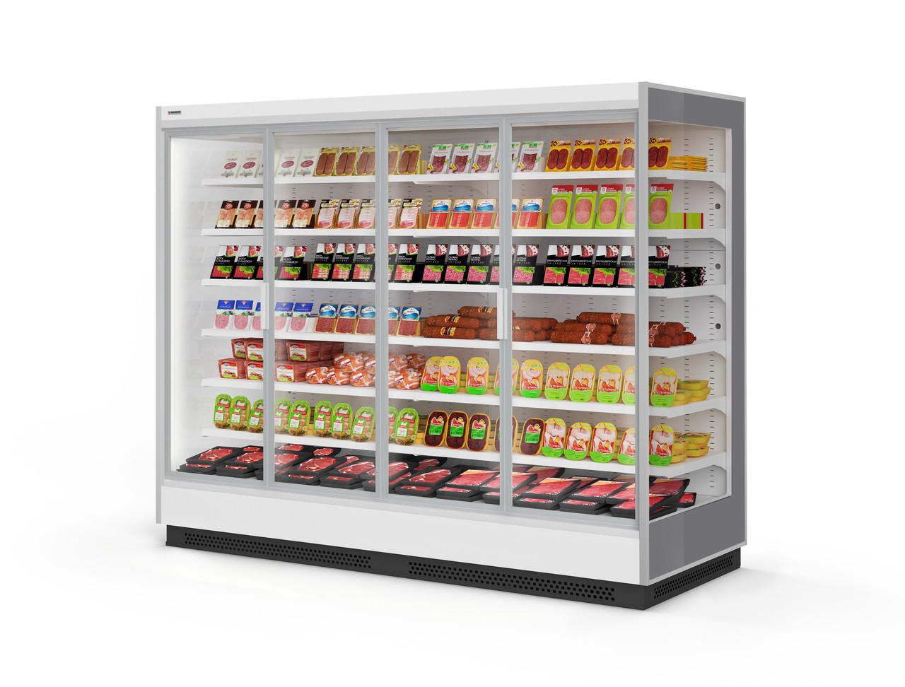 Холодильная витрина Tesey Compact Portable 375
