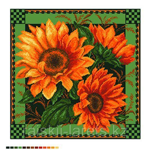 """Рисунок на канве для вышивания крестом """"Солнечное настроение"""" арт. 0891"""