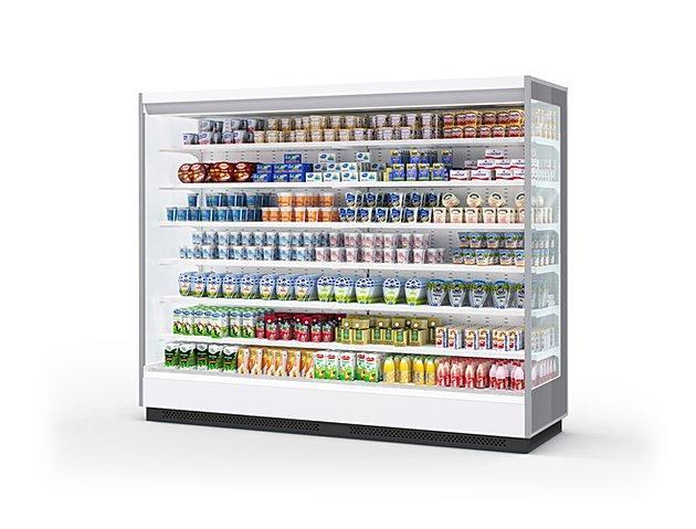 Холодильная витрина Tesey Slim Portable 190