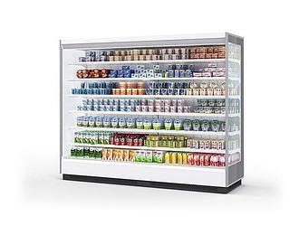 Холодильная витрина Tesey Slim Portable 375