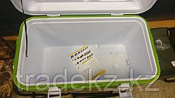 Кулер (термобокс) автомобильный АRСTIСA, объем 40 л. цвет зеленый