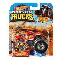Hot Wheels / Monster Trucks. 1:64 машинка, в ассорт.