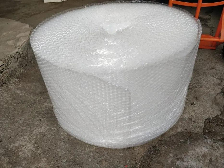 Пленка воздушно-пузырчатая 0,4х100 м (пупырышки)