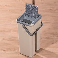 Швабра Easy Mop с ведром с самоочищением, фото 3