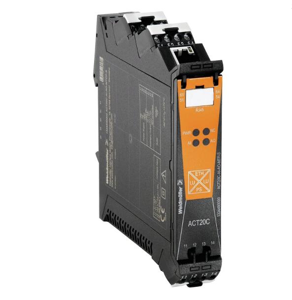 ACT20C-AI-AO-MTCP, сетевой преобразователь сигнала тока