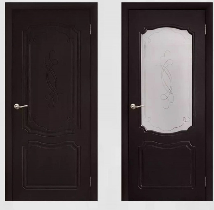 Дверь Мегас венге