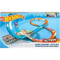Hot Wheels / Action. Игровой набор Скоростная восьмерка