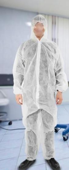 Одноразовый защитный костюм Tyvek