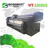Широкоформатный принтер для натяжного потолка WT-3300US, фото 1