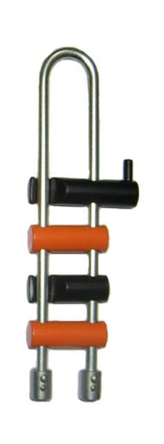 Спусковое устройство - Решетка стальная