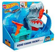 Hot Wheels / City. Игровой набор Ледяная акула