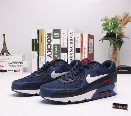 "Nike Air Max 90 ""Blue ""  ( 36-45 ), фото 2"