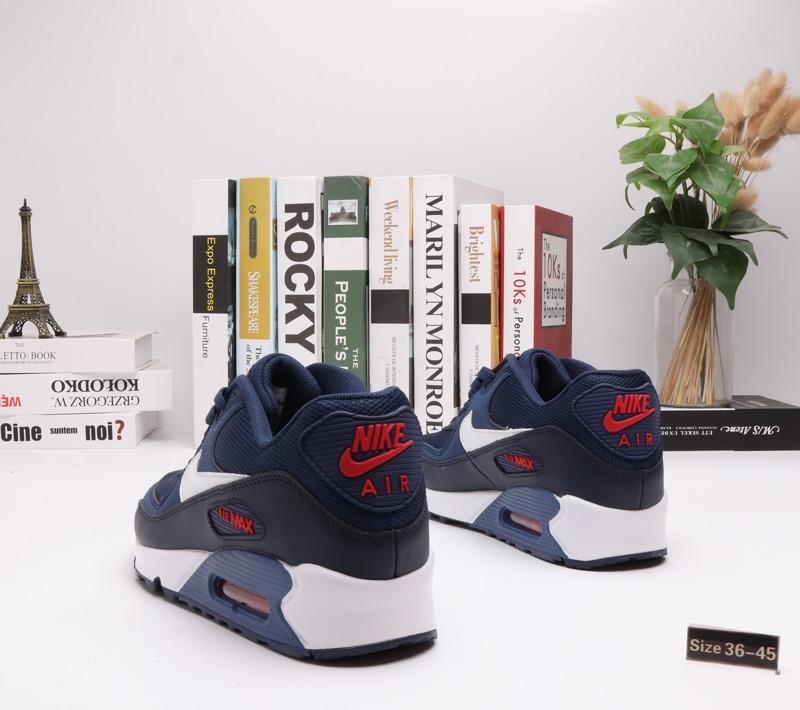 "Nike Air Max 90 ""Blue "" ( 36-45 ) - фото 2"