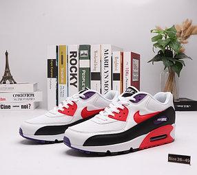 "Кроссовки Nike Air Max 90 ""White\Black"" (36-45)"