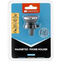 Автодержатель Canyon Car Holder for Smartphones,magnetic suction function, black