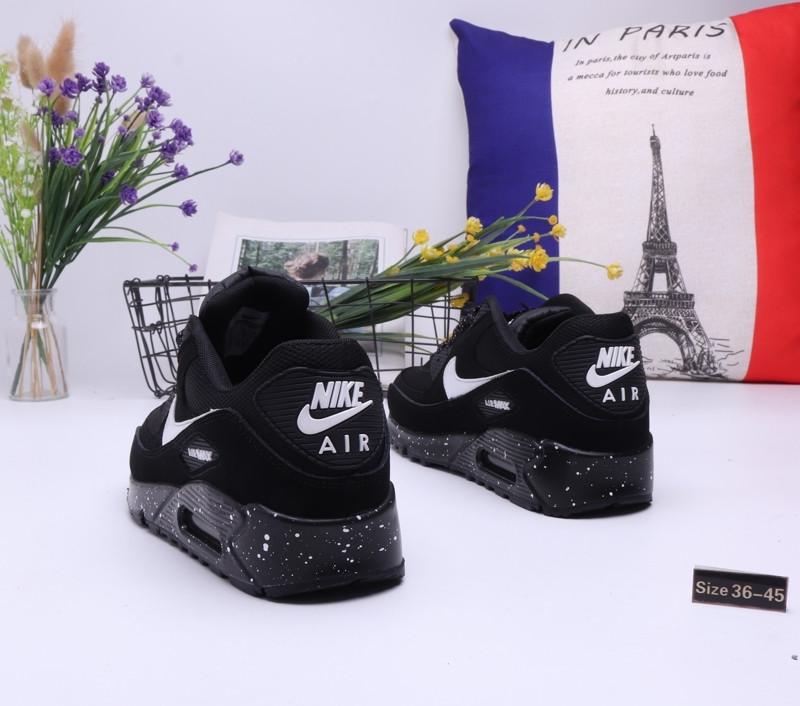 "Кроссовки Nike Air Max 90 ""Black"" (36-45) - фото 2"