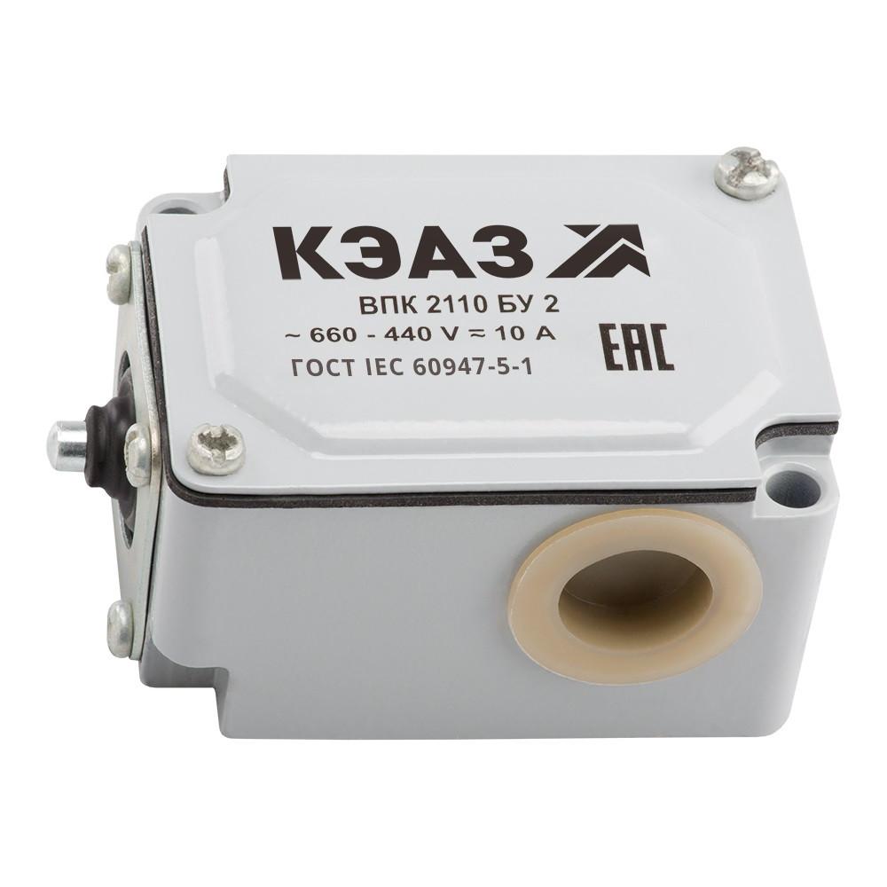 Выключатель путевой ВПК-2110Б-У2-КЭАЗ
