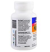 Enzymedica, Пищеварение детей, жевательные пищеварительные ферменты, 60 жевательных таблеток, фото 2