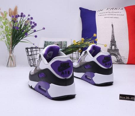 "Кроссовки Nike Air Max 90 ""Gray\Blue"" (36-45), фото 2"