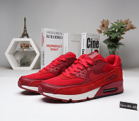 """Кроссовки Nike Air Max 90 """"Red\White"""" (40-45)"""