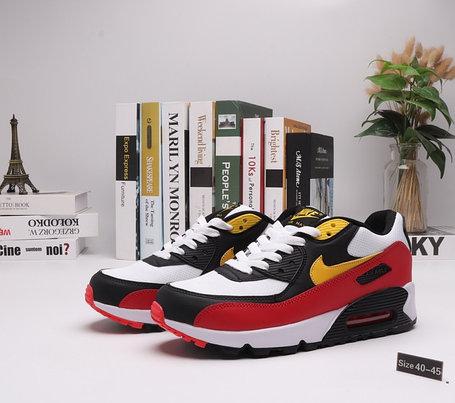 "Кроссовки Nike Air Max 90 ""Red\Black"" (40-45), фото 2"