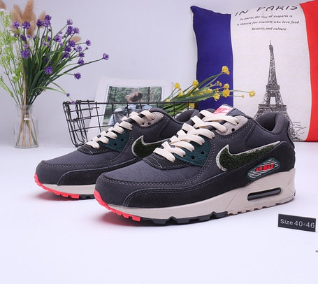 "Кроссовки Nike Air Max 90 ""Gray"" (40-45), фото 2"