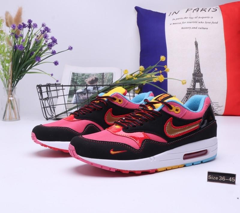 "Кроссовки Nike Air Max 87 ""Black\Pink"" (36-45)"