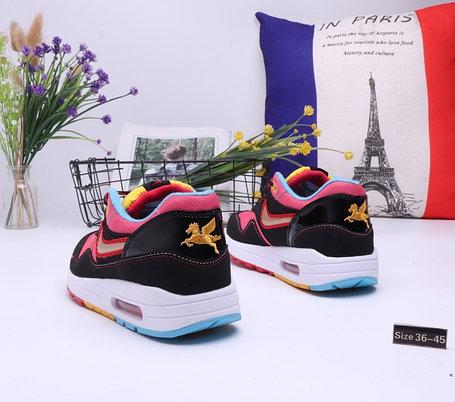 "Кроссовки Nike Air Max 87 ""Black\Pink"" (36-45), фото 2"