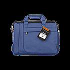 """Сумка CANYON для ноутбука Fashion toploader Bag 15.6"""", CNE-CB5BL3 (синий)"""