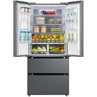 Холодильник Midea HQ-610WEN ST серый, фото 2