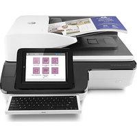 Сканер HP Scanjet Enterprise Flow N9120 fn2 Flatbed (A3/ 600x600/ 24 bit/ USB/ ADF 200 sheets/ duplex) (L2763A