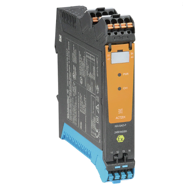 ACT20X-2HDI-2SDO-P, HART преобразователь тока