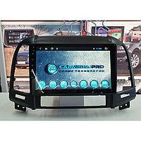 Магнитола CarMedia PRO Hyundai Santa Fe 2006-2012, фото 1