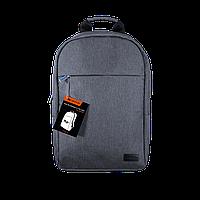 """Рюкзак Canyon для ноутбука 15.6"""", material 300D, CNECBP5DB4 (черный)"""