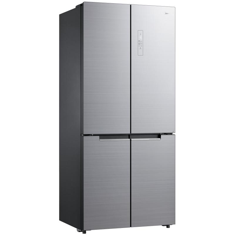 Холодильник Midea HQ-623WEN (IG) серебристый