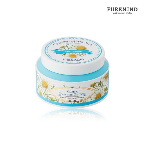 Puremind Успокаивающий гель-крем с экстрактом ромашки Calming Chamomile Gel Cream  100 мл.