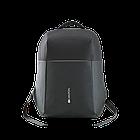 """Рюкзак Canyon для ноутбуков антивор 15.6""""-17"""" (черный)"""