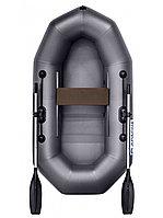 Лодка гребная ПВХ Apache 220 графит