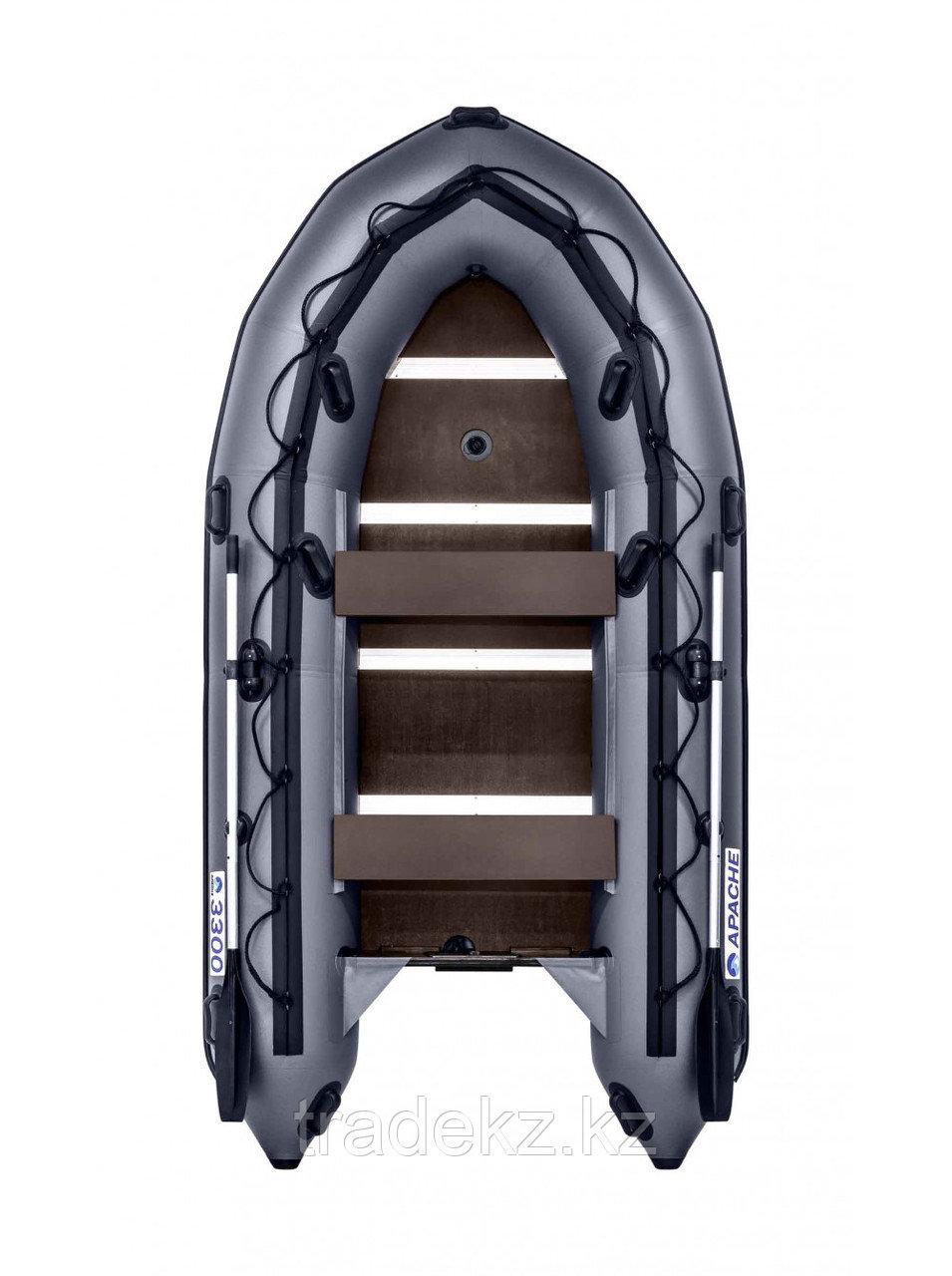 Лодка под мотор ПВХ Apache 3300 СК графит